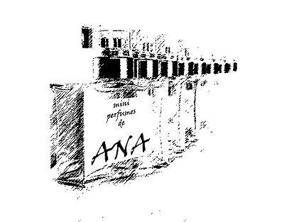 MINI PERFUMES DE ANA