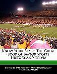 Know Your Bears, Taft Johnson, 1241145253