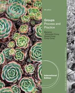 Groups: Process and Practice 9E by Marianne Schneider Corey, Gerald Corey, Cindy