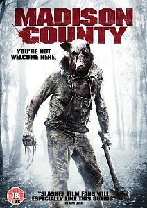 Madison County (DVD, 2013) NEW AND SEALED