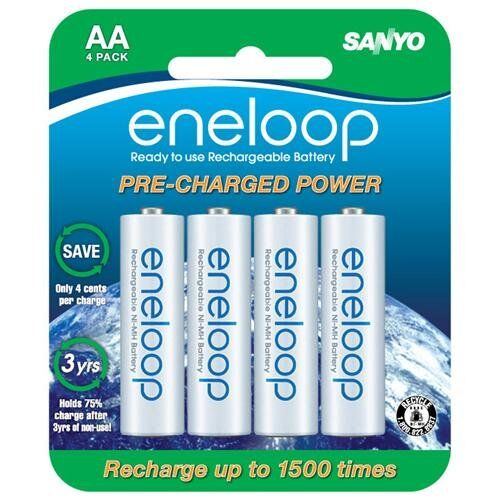 Top 6 Aa Rechargeable Batteries Ebay