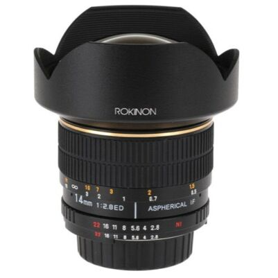 How to Buy a Wide Angle Lens