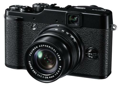 Your Guide to the Fuji X10 Camera