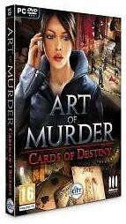 Art of Murder 3 Cards Of Destiny PC Windows 2010  European Version - TIPTON, West Midlands, United Kingdom - Returns accepted - TIPTON, West Midlands, United Kingdom