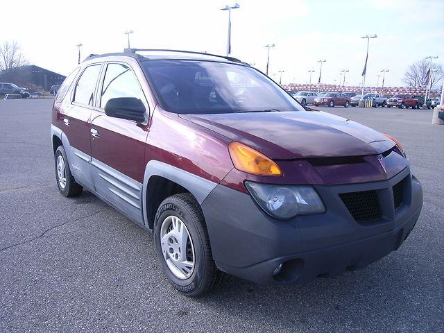 2001 Pontiac Aztek Fwd ***mechanics Special*** ***low Reserve ...