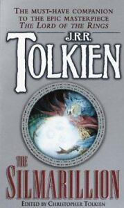 The-Silmarillion-by-J-R-R-Tolkien-1999-2ND-EDITION-Paperback