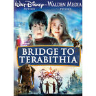 Bridge to Terabithia (DVD, 2007, Anamorphic Widescreen)
