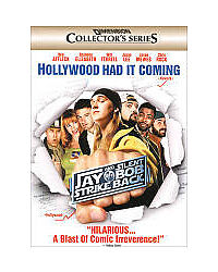 JAY AND SILENT BOB STRIKE BACK-COLLECTOR'S SERIES-2 DISCS, WIDESCREEN, DVD, NEW