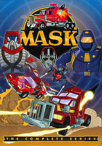 M.A.S.K.: The Complete Series DVD