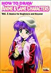 How to Draw Anime and Game Characters, Tadashi Ozawa, 4766111206