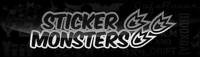 Sticker Monsters
