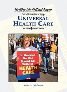 universal health care essay introduction