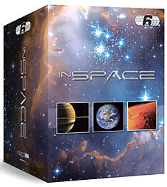 In Space - Collection (DVD, 2010, 6-Disc Set) FAB NEW& SEALED BOX SET /FREEPOST!