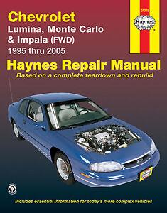 chevrolet impala repair manual ebay Haynes Repair Manual 1987 Dodge Ram 100 Haynes Repair Manual Online View