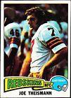 Beckett (BCCG) Washington Redskins Sports Cards