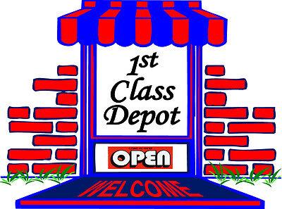 1st Class Depot