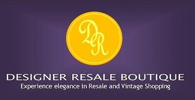 Designer Resale Boutique