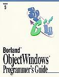 Object Windows Programmer's Guide, Sams, 0672309246