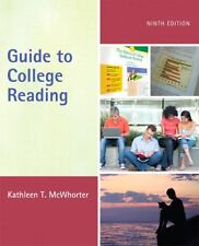 Guide to College Reading (9th Edition) by McWhorter, Kathleen T.