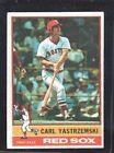 Rookie Carl Yastrzemski Single Baseball Cards