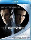 The Prestige (Blu-ray Disc, 2007)