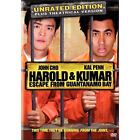 Harold & Kumar Escape from Guantanamo Bay (DVD, 2008)