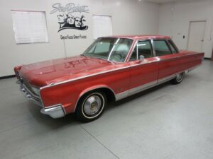 1966-CHRYSLER-NEW-YORKER-4-DR-SDN-FRESH-SCORCH-RED-W-440-V-8-COLD-A-C