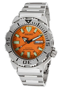 SEIKO Diver SKX781 Automatic Men Watch - Silver for sale online  6f7b7be1fb