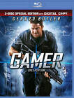 Gamer (Blu-ray Disc, 2010, Includes Digital Copy)