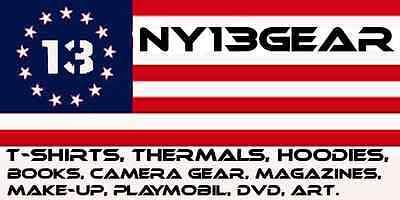 NY13 GEAR/CARDS