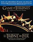 Game of Thrones: The Complete Second Season (Blu-ray/DVD, 2013, 7-Disc Set, Canadian; Bilingual)