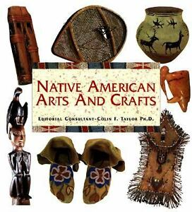 Native american arts and crafts 0785812040 ebay for How to make native american arts and crafts