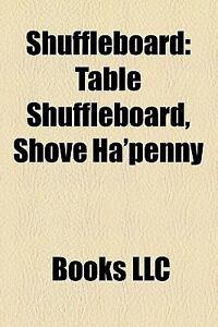 Shuffleboard: Table Shuffleboard, Shove Ha'penny