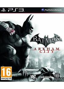 Batman: Arkham City - Jeu PS3