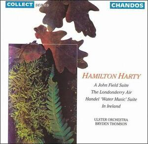 Harty: John Field / Water Music Suites CD NEW