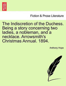 The Indiscretion Duchess Being Story Concerning Two Ladies Nobleman Necklace Arr