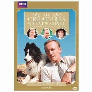 ALL-CREATURES-GREAT-AND-SMALL-THE-COMPLETE-COLLECTION-Brand-New-Sealed