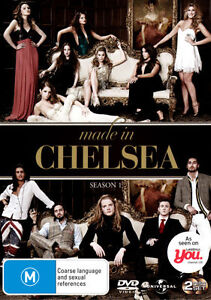 Made In Chelsea : Season 1 (DVD, 2012) Brand new and sealed