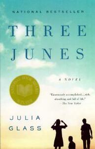 Three-Junes-Glass-Julia-Softcover-Book