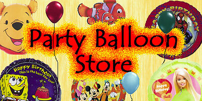 PARTY BALLOON STORE