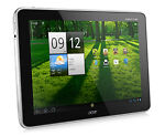 Acer Tablet Iconia Tab A701 32GB (Unlocked), 10.1in - Black
