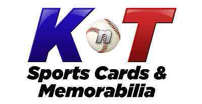 KnT Sports Cards and Memorabilia