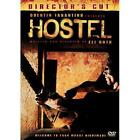 Hostel (DVD, 2007, 2-Disc Set, Director's Cut Special Edition) (DVD, 2007)