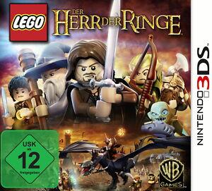 LEGO Der Herr der Ringe (Nintendo 3DS, 2012) - <span itemprop=availableAtOrFrom>Osnabrück, Deutschland</span> - LEGO Der Herr der Ringe (Nintendo 3DS, 2012) - Osnabrück, Deutschland