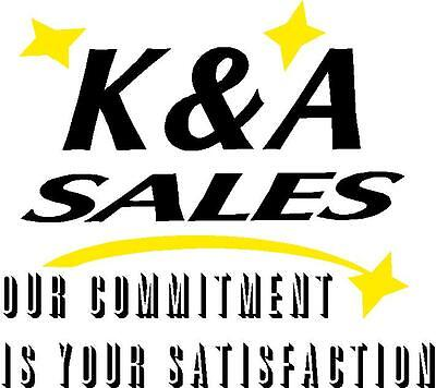 K&A Online Sales