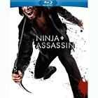 Ninja Assassin (Blu-ray/DVD, 2010, 2-Disc Set)