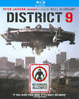 District 9 (Blu-ray Disc, 2009) (Blu-ray Disc, 2009)