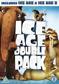 ICE AGE 1 amp 2 DOUBLE PACK DVD NEW amp SEALED - basildon, United Kingdom - ICE AGE 1 amp 2 DOUBLE PACK DVD NEW amp SEALED - basildon, United Kingdom