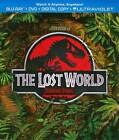The Lost World: Jurassic Park (Blu-ray/DVD, 2013, 2-Disc Set)