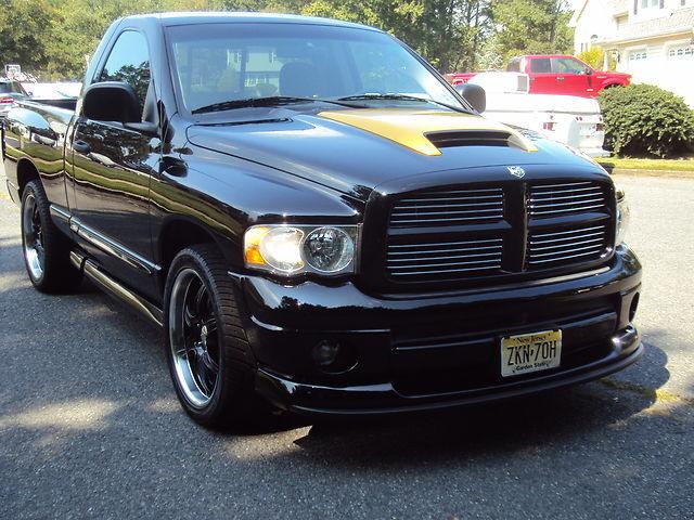 2005 Dodge Ram 1500 Rumble Bee Edition 4x4 Used Dodge